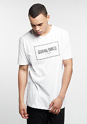 CD Tee November white/black