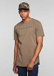 T-Shirt Shoreditch mushroom/brown
