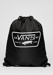 League Bench Bag black/white