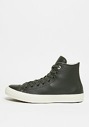 Chuck Taylor All Star II Leather Hi collard/parchment/gum