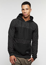 Hooded-Sweatshirt Officer black/multi