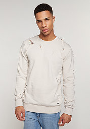 Sweatshirt Shoreditch light nude