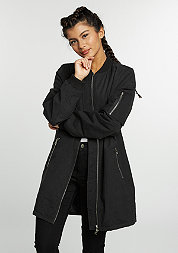 Peached Long Bomber black