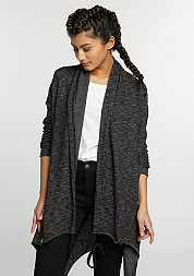 Strickjacke Terry Cardigan d.grey
