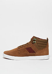 Bandit brown/red herringbone/gum