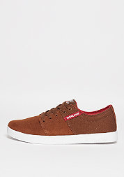 Schuh Stacks III brown/red/white