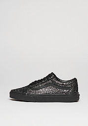 Skateschuh Old Skool Metallic Leopard black/black