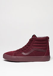 SK8-Hi Reissue Zip Mono port royale
