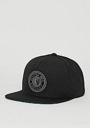 Snapback-Cap Rival black/black