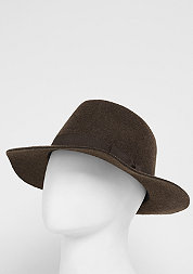 Hut Indiana Fedora heather brown