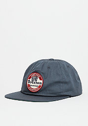 Snapback-Cap Soto washed navy