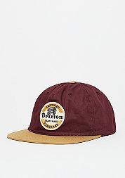 Soto maroon/gold