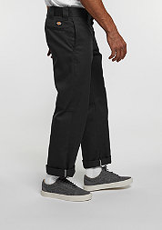 Chino-Hose Straight Work Pant black