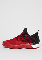 Basketballschuh Crazylight Boost 2.5 Low maroon/scarlet/white