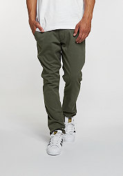 Chino-Hose Flex Tapered olive