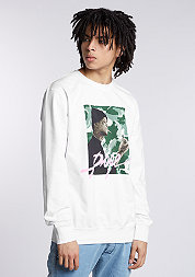 Sweatshirt Dope white