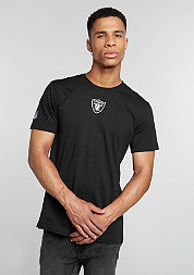 T-Shirt NFL Supporters Oakland Raiders black