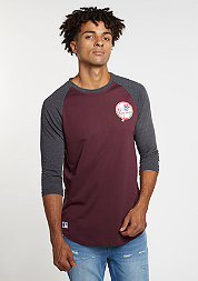 Raglan MLB New York Yankees maroon