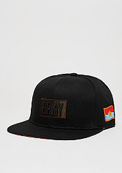 Snapback-Cap Punji Stick Mind black