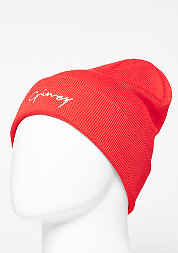 Beanie Natural red