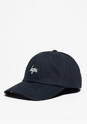Baseball-Cap Script navy