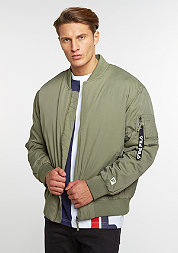 Pilot Bomber Jacket dusty olive
