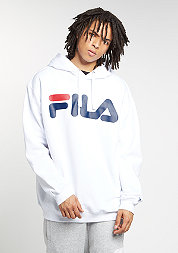 Hooded-Sweatshirt Crash bright white