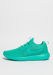 Roshe Two clear jade/clead jade/hyper turquoise