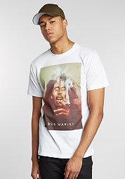 T-Shirt Bob Smoke white