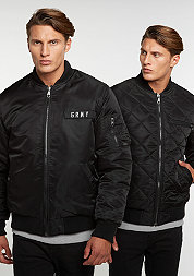 Unafraid Bomber black