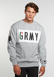 Sweatshirt Nuff Respect sport grey