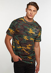 T-Shirt Smokey Alley camo