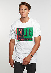 T-Shirt Nuff Respect white