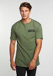 T-Shirt Bowels Of The D millitary green