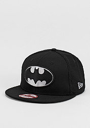 Snapback-Cap Mesh Batman black/optic white