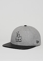 Heather Mix MLB Los Angeles Dodgers heather graphite/black