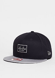 Snapback-Cap Patched Prime navy/grey