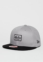 Snapback-Cap Patched Prime grey/black