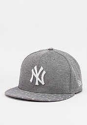 Fitted-Cap Micro Palm MLB New York Yankees black/optic white
