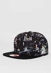 Offshore Crown Patch black/black