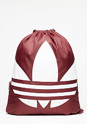 Turnbeutel Trefoil collegiate burgundy/white