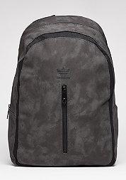 Essential dark grey heather/ solid grey