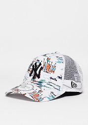 Baseball-Cap Adjustable Offshore MLB New York Yankees optic white