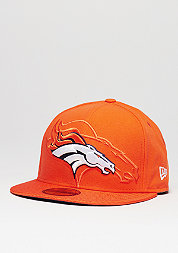 59Fifty Sideline NFL Denver Broncos official
