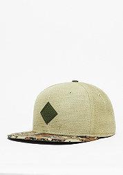 Snapback-Cap 6P Digital Desert khaki/camo