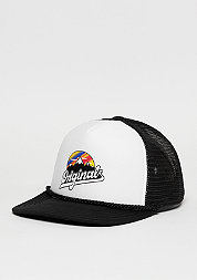 Trucker-Cap Heritage Trucker black/white