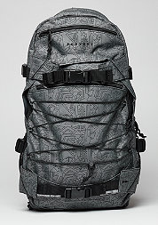 Rucksack New Louis grey allover