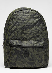 Rucksack Diamond Quilt Leather Imitation camo