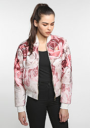 Trainingsjacke Puma x Careaux Reversible Bomber birch/flower aop