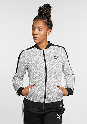 Trainingsjacke T7 AOP Track Jacket white